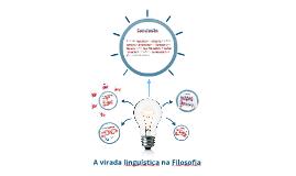 A virada linguística na Filosofia