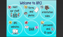 Welcome to APC! - VET 1.1