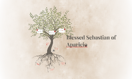 Blessed Sebastian of Aparicio