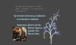 Copy of La revolución francesa y su influencia en la literatura romántica