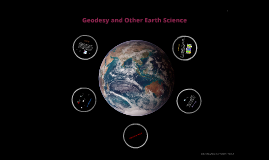 Geodesy and Other Earth Science