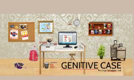 Genitive Case