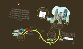 Proyecto Mejoramiento y Solución Vial de la Avenida Fray Die