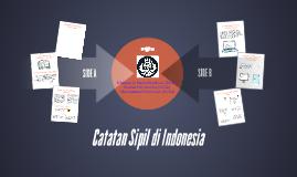 Catatan Sipil di Indonesia