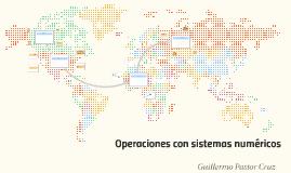 Operaciones con sistemas numericois