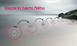 Copy of Klinische les Diabetes Mellitus