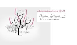 collezione autunno/inverno 2013/14