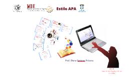 MDE XII Citas y referencias APA.