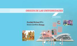 ORIGEN DE LOS PRIMEROS CLAUSTROS EDUCATIVOS
