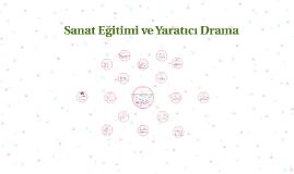 Sanat Eğitimi ve Yaratıcı Drama