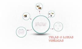 TELAS O LONAS VINILICAS