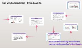 Aprendizaje: Introducción
