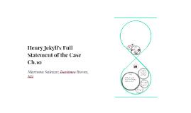 Henry Jekyll's Full Statement of the Case