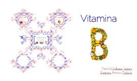 Vitamina B y tipos
