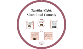 Twelfth Night: Situational Comedy