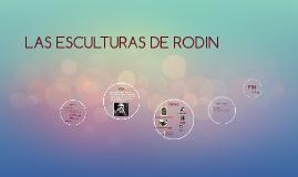 las esculturas de Rodin