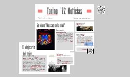 Torino ´72  Noticias