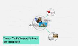 "Themes in ""The Brief Wondrous Life of Oscar Wao"" through Ima"