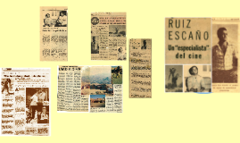 ANTONIO RUIZ ESCAÑO (parte de la historia que jamás se contó)