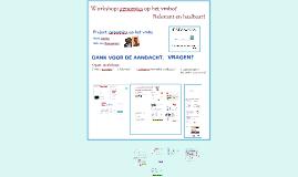 workshop genomics op het vmbo_16mei2014