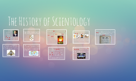 The History of Scientology