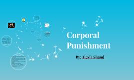 Corporal Punishment!!