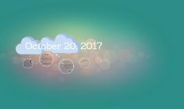 October 20, 2017