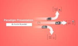 Paradigm Presentation