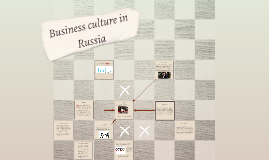 Business culture in Russia