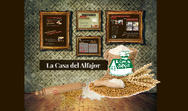 Copy of La Casa del Alfajor