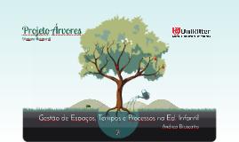 Projeto Árvores