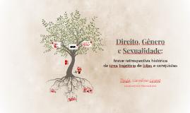 Direito, Gênero e Sexualidade