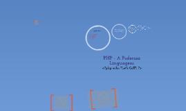 Copy of PHP - O ínicio