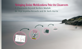 Copy of Social Mobilization CBB