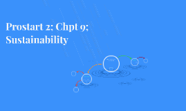 Prostart 2; Chpt 9; Sustainability