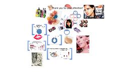 Copy of Evolution of Women's Cosmetics