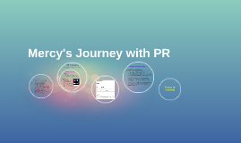 Mercy College Journey with PR