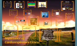 Importance of Cardiorespiratory Exercise