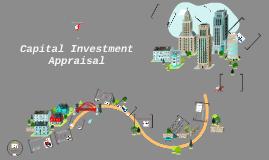 Project Appraisal - BUS709