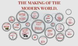 THE MAKING OF THE MODERN WORLD.