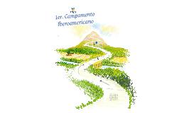 1er. Campamento Iberoamericano