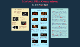 Macbeth Film Comparison