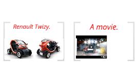 Renault Twizy.