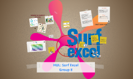 Copy of HUL :Surf excel