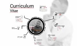 Curriculum Vitae de Lluís Serra
