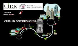 CARBURADORES STROMBERG