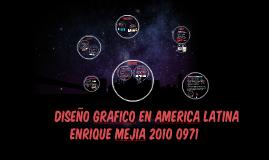 Diseño Grafico en America Latina