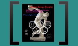 Ancient Roman Olympics