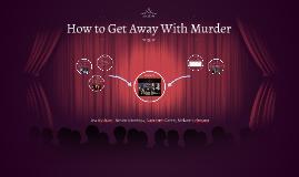 how to get away with murderon prezi, Modern powerpoint
