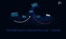 School Year- Round